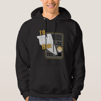 I'd Tap that metronome.png Hoodie