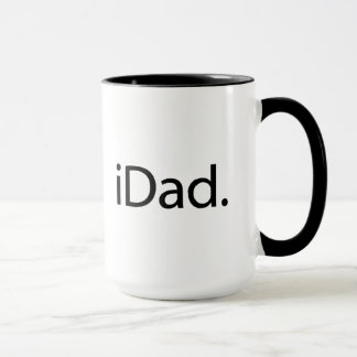 iDad. Logo (i Dad) Mug