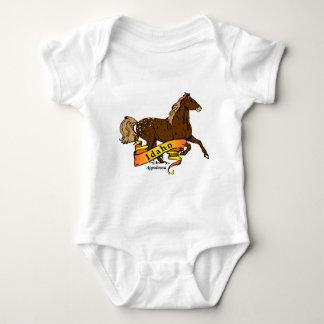 Idaho Apaloosa Baby Bodysuit