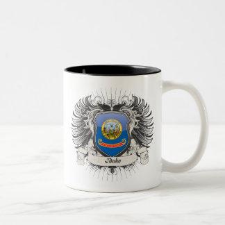 Idaho Crest Two-Tone Coffee Mug