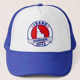 Idaho Fred Karger Trucker Hat