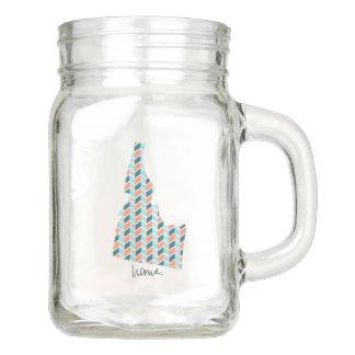 Idaho Home Jar Mug