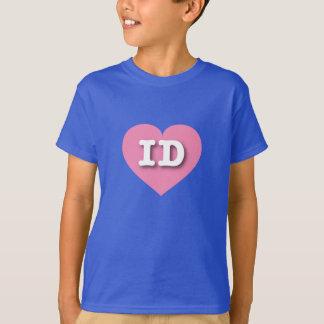 Idaho Pink Heart - Big Love T-Shirt