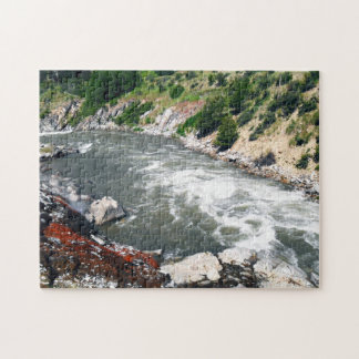 Idaho River Puzzle
