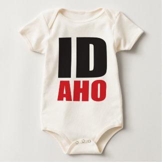 Idaho Rocks! State Spirit Apparel & Gifts Baby Bodysuit