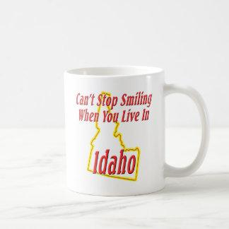 Idaho - Smiling Coffee Mug