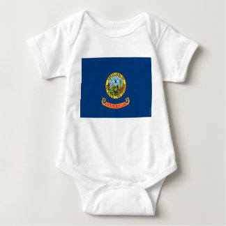 Idaho State Flag 2.png Baby Bodysuit