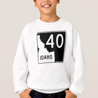 Idaho State Highway 40 Sweatshirt