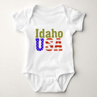 Idaho USA! Baby Bodysuit