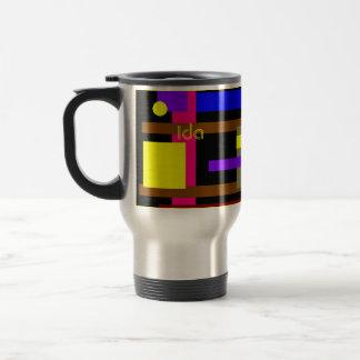 Ida's travel mugs