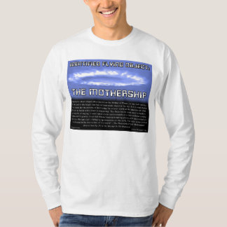 Identified Flying Object: THE MOTHERSHIP T-Shirt