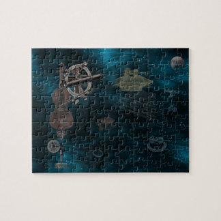 Identified Flying Violins Jigsaw Puzzle