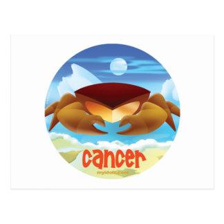 Idolz Cancer Circle Postcard