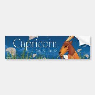 Idolz Capricorn Bumper Sticker