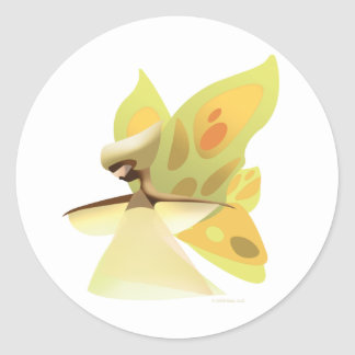 Idolz Fairies Nim Classic Round Sticker