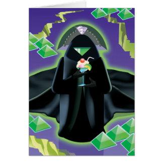 Idolz Mpurr Greeting Card