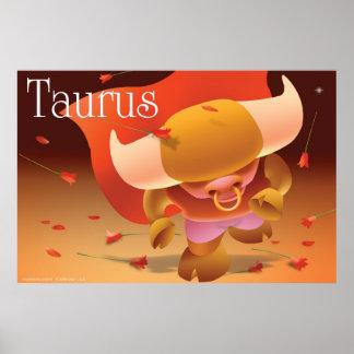 Idolz Taurus Poster