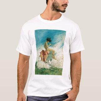 Idyll, 1868 (w/c on paper) T-Shirt