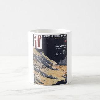 If v05 n01 (1955-03.Quinn)_Pulp Art Basic White Mug