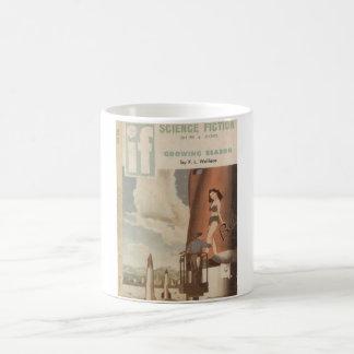 If v08 n06 (1959-07.Digest Productions)_Pulp Art Basic White Mug