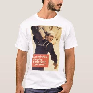 If You Tell World War 2 T-Shirt