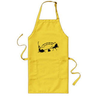 If you've got the money... long apron