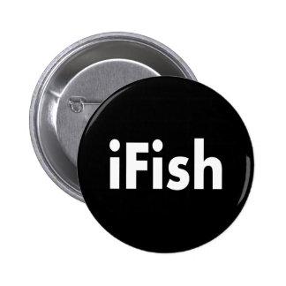 iFish Pinback Button