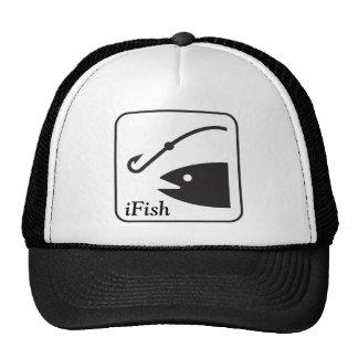iFish Cap Trucker Hat
