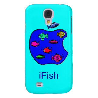 iFish - Funny iPhone Cases Galaxy S4 Cover