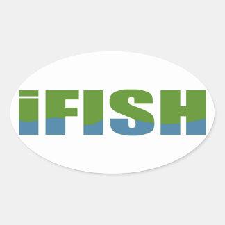 Ifish Stickers