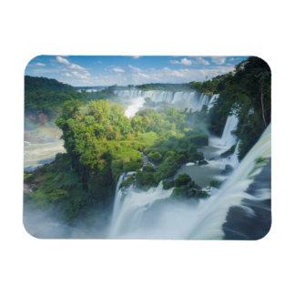 Igauzu Falls In Argentina Magnet