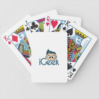 igeek poker deck