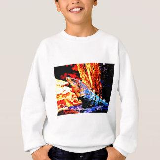 Iggy is watching you! sweatshirt