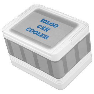 Igloo 12 n 24 Can Cooler Camping Travel Parties Chilly Bin