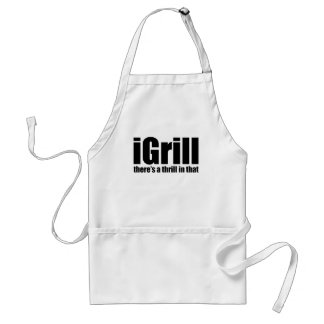 iGrill Father's Day BBQ Apron