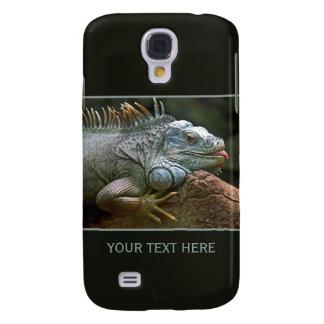 Iguana custom cases galaxy s4 case