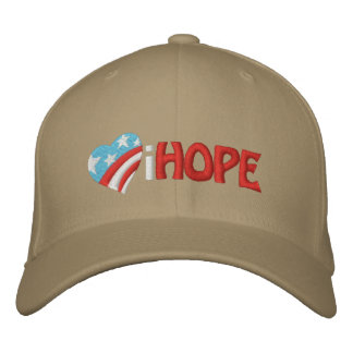 iHOPE Embroidered Hat