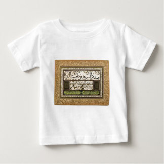 Ijazah Diploma of Competency in Arabic Calligraphy Baby T-Shirt