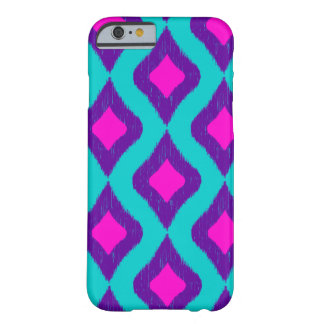 Ikat Inspired Pattern Barely There iPhone 6 Case