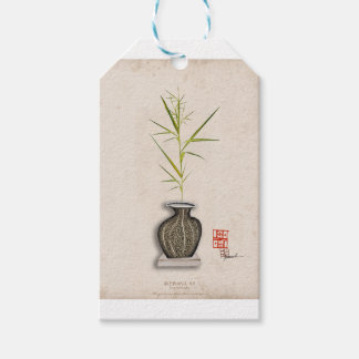 ikebana 12 by tony fernandes gift tags