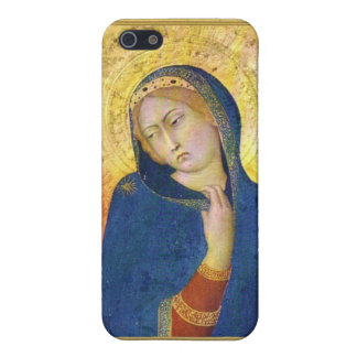 Ikon of the Virgin Mary iPhone 5 Case