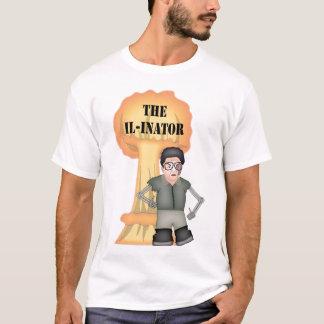 il-inator - Kim Jung Il Terminator T-Shirt