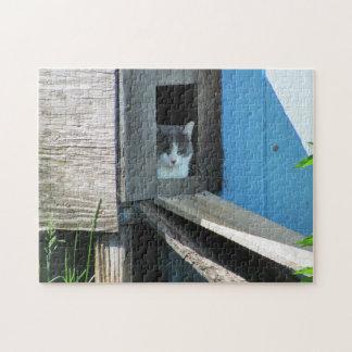 i'll stay in, thankyou! by djoneill jigsaw puzzle