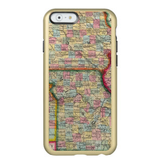 Illinois, Missouri, Iowa, Nebraska And Kansas Incipio Feather® Shine iPhone 6 Case