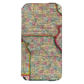 Illinois, Missouri, Iowa, Nebraska And Kansas Incipio Watson™ iPhone 6 Wallet Case