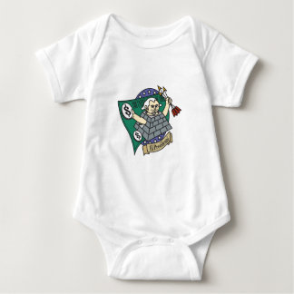 Illuminati President Baby Bodysuit