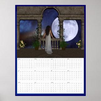 Illumination POSTER and Wall Calendar combo