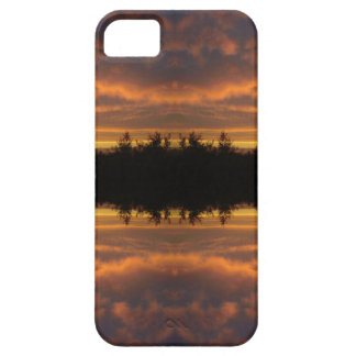 Illusion of Reflection iPhone 5 Cover
