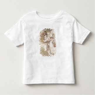 Illustration for a Fairy Tale Toddler T-Shirt