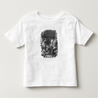 Illustration from 'Le Lutrin' by Nicolas Toddler T-Shirt